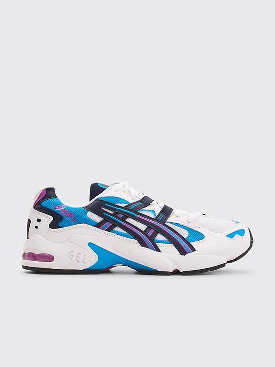 separation shoes 6a4e2 0dcd0 Asics Gel-Kayano 5 OG White  Midnight