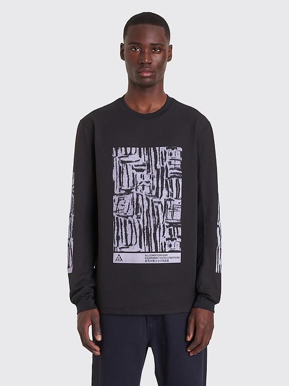 76dd73527 Très Bien - Nike ACG NRG Logo Longsleeve T-shirt Black