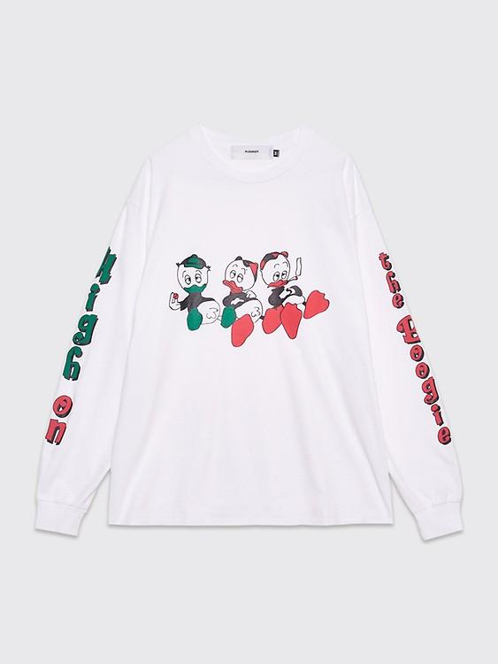 446bbbcedb1 Très Bien - Brain Dead Nevermind T-shirt White
