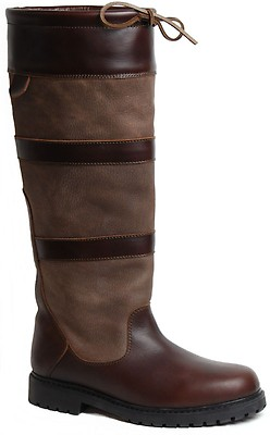 90a3e56d28114 Orkney Gents Waterproof Leather Country Boots