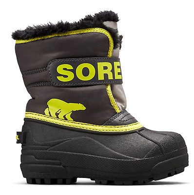 Rose town Kids Winter Boots Outdoor Sports Running Sneakers