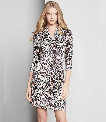 Plus Size Layered Trapeze Dress