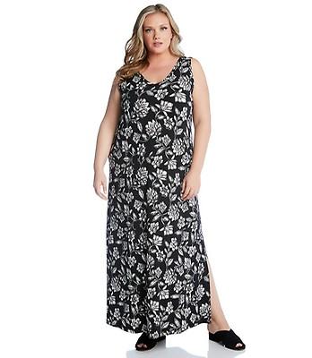 0f301af5d00 Tribal Print Tiered Maxi Dress