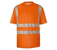 Bekleidung & Schutzausrüstung L FORTIS Warnschutzweste warnorange 100%PES Gr