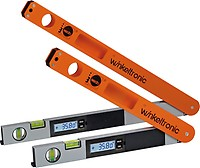 "STABILA Elektronik-Winkelmesser /""MULTITOOL/"" TECH 700 DA 45 cm"