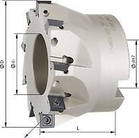 10 x PRAMET Fräswendeplatte 18 Grad positiv SOMT 09T304-F KH 9105