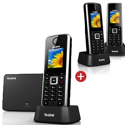 Yealink W52P IP DECT Phone Trio Pack
