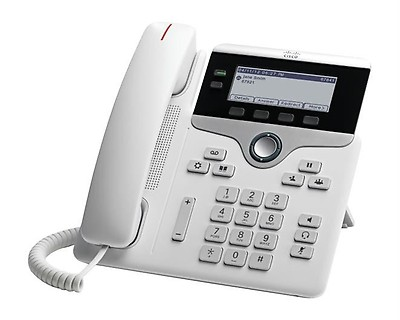 Cisco 7821 White IP Telephone