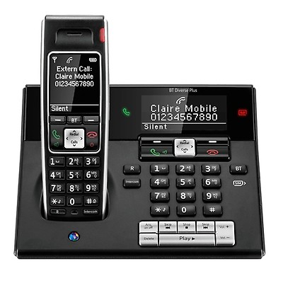 BT Diverse 7460 Plus Cordless DECT Phone