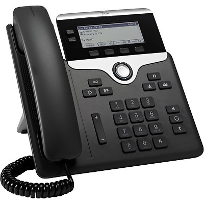 Cisco 7821 VoIP Desktop Phone