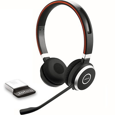 Jabra Evolve 65 UC Stereo PC Headset