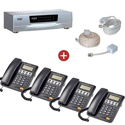 Orchid Telecom PBX 816ex Starter Pack
