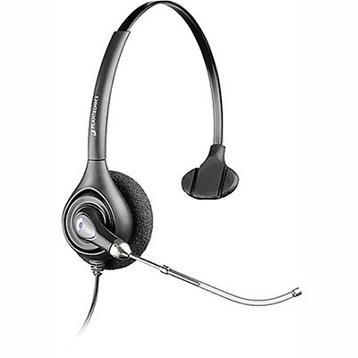 Plantronics SupraPlus HW251H Headset For Hard of Hearing