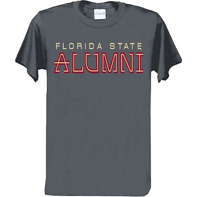 cdaf7b1173680 Ragz Men s Florida State Alumni Short Sleeve T-shirt - Charcoal