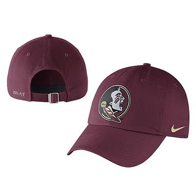 Nike Seminoles Dri-Fit Heritage86 Authentic Cap - Garnet 4d04713a2