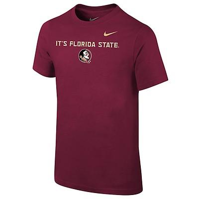 15ba8ccd0 Vineyard Vines Unisex Seminoles Everyday Long Sleeve T-shirt - Heathere.