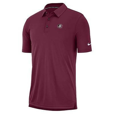 480c7b59 Nike Men's Seminoles Modern Polo - Garnet