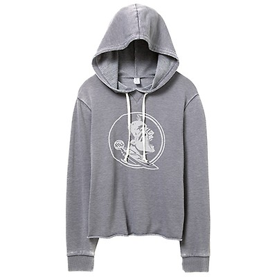 764af2d50c3c75 Alternative Apparel Women s Seminoles Day Off Burnout French Terry Hood.