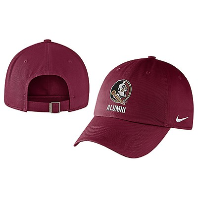 32c92271521b6 Nike Seminoles Alumni Campus Cap - Garnet