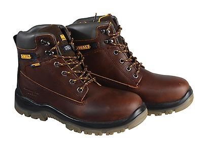 Dewalt Sharpsburg Sb Wheat Hiker Boots Uk 12 Euro 47 Business & Industrial
