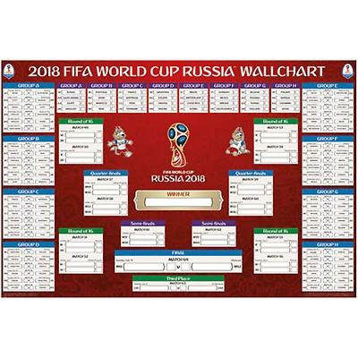 2018 Fifa World Cup Russia Wall Tattoo Mascot Zabivaka Kicking