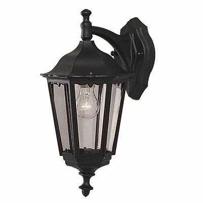 Außenlampe Laterne Schwarz Rustikal Decken- & Wandleuchten