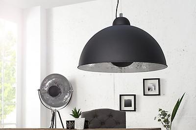 Standlampe Retro 195cm Wohnzimmerlampe Schwarz