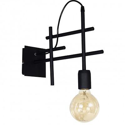 Hangeleuchte Onuris Metall Wohnzimmerlampe Schwarz