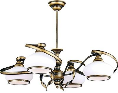 Deckenleuchte SALLY Jugendstil Antik Wohnzimmer Esszimmer Lampe Beleuchtung