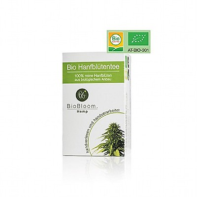 Buddha CBD Chamomile Blend (18 Bags) | Herbal tea | Planet Organic