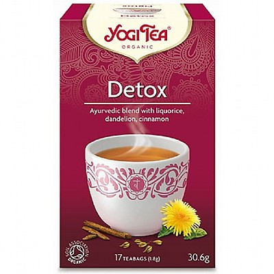 Yogi Tea Alkaline Herbs (17 bags) | Herbal tea | Planet Organic