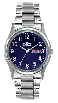Inex Klokke Herre 40mm TM76208D BI   Bjørklund