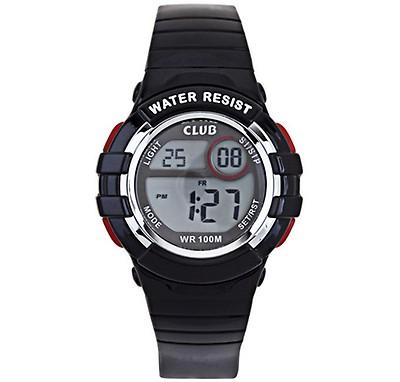 club digital klokke bruksanvisning