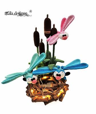 Mala Designs Großer Skorpion Mit Kaktus Myboshinet