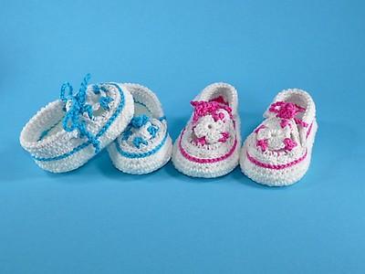 Oksana Duschek - Babyschuhe häkeln. Einfache Methode - fantastisches ...