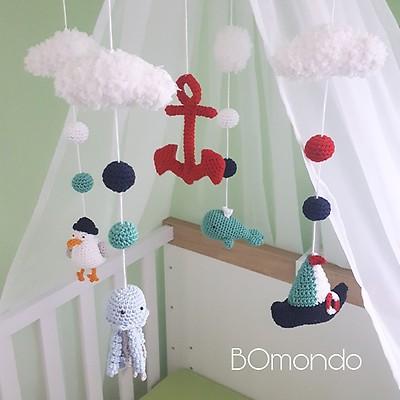 Bomondo Babys Erstes Mobile Myboshinet