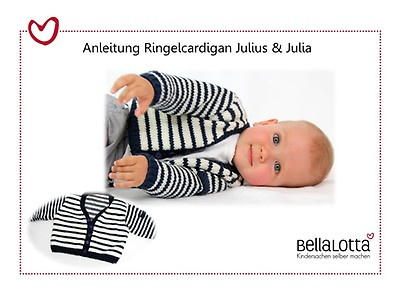 Bellalotta Babyweste Flora Florian Easy Zu Stricken Youtube