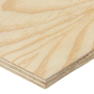 12mm Softwood Plywood C C Grade 2440mm X 1220mm 8 X 4