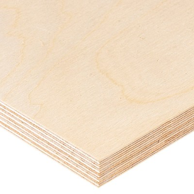 6 5mm Birch Throughout Plywood Bb Bb 2440mm X 1220mm 8 X 4 Pack Of 65