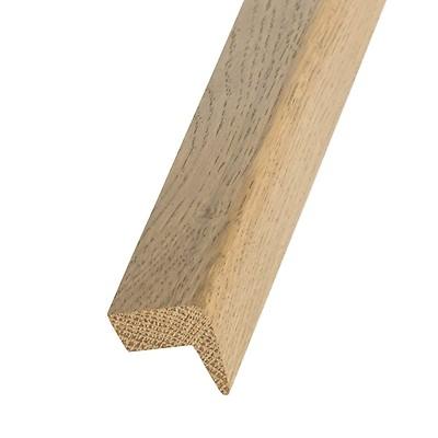 Solid Oak L Profile Moulding 15mm