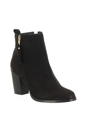 f8512def Amy Huberman Nubuck The Intouchables Boots, Black