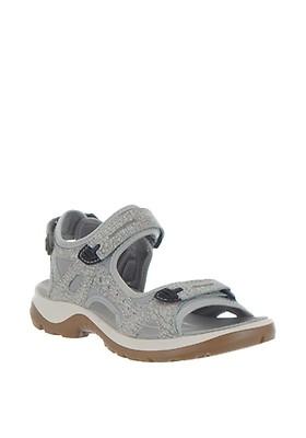 41076b77ff38df Ecco Womens Off Road Yacatan Sandals, Blue