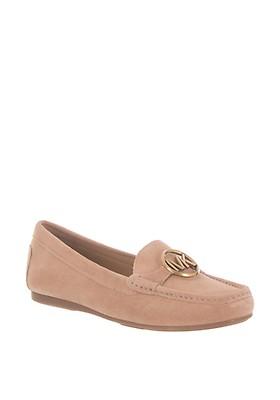 f4662fbf72a UGG Australia Womens Suzette Leather Loafers, Tan | McElhinneys
