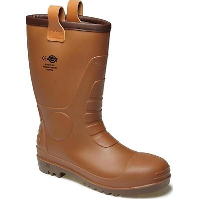 Lemaitre Chaussure de s/écurit/é Haute S3 Aspen SRC 100/% Non m/étallique