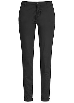 65cef33581a650 ONLY Damen Skinny Chino Hose 4-Pockets Beinumschlag NOOS dawn rosa ...