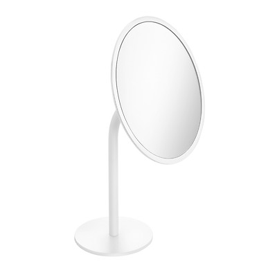 Free Standing Magnifying Mirror Black The Conran