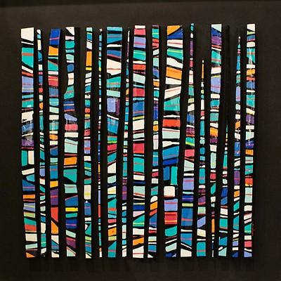 Sélection De Peintures Abstraites Et Dœuvres Uniques Carré Dartistes