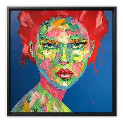 Sélection De Peintures De Portrait Par Des Artistes De Talent Carré