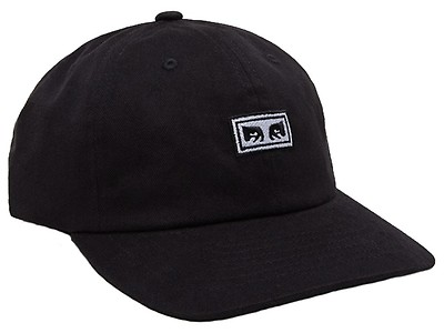 Cappelli Obey con visiera Subversion da uomo nero bb56cbdb823b