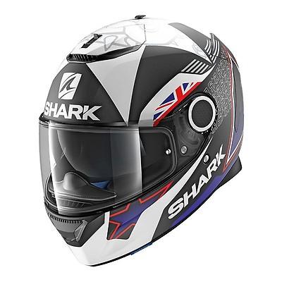 Achetez Votre Casque Shark Spartan Carbon Replica Guintoli Dur Noir